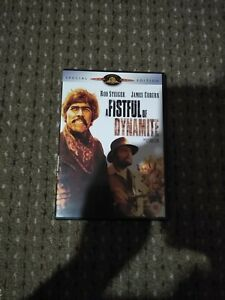 A Fistful Of Dynamite Special Edition (1972) 2 Disc Set DVD
