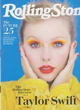 Rolling Stone The Future 25 Magazine New