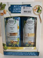 Herbal Essences Argan Oil Shampoo and Conditioner Bundle Pack, 13.5 Fluid...