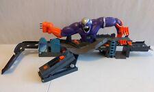 Mattel Hot Wheels Beast Bash Play Set Purple Robot