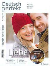 Deutsch perfekt, Heft März 03/2015: Deutsch für die Liebe +++ wie neu +++