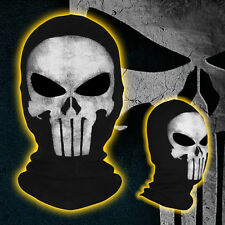 Punisher Mask Cosplay Balaclava Paintball Airsoft Ski Ghost Skull Full Face Mask