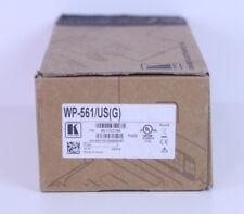 WP-561 Kramer HDMI Video Extender Wall Plate