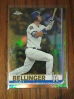 Cody Bellinger 2019 Topps Chrome Gold Refractor /50