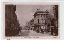 HIGH STREET, INVERNESS: Inverness-shire postcard (C28329)