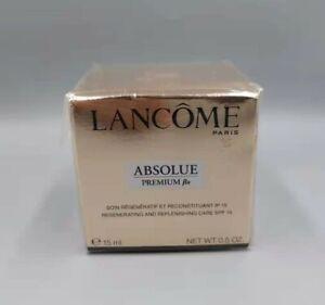 Lancôme Absolue Premium SSX Replenishing Face Cream SPF 15,15ml