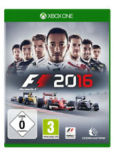 F1 2016 (xbox One) Koch Media GmbH