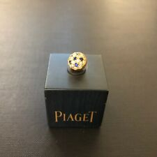 Piaget 18ct Yellow Gold Diamond & Sapphire Tanagra Setting for Ring