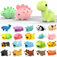 Cute Dream Cable Bite for Iphone Cable cord Animal Phone Accessory Protector HT