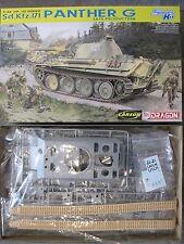 Sd.Kfz 171 Panther Ausf. G Späte Produktion von Dragon im Maßstab 1:35 *NEU*