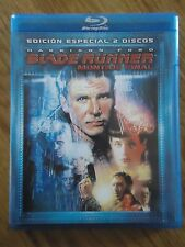 BLU-RAY * BLADE RUNNER * HARRISON FORD RIDLEY SCOTT