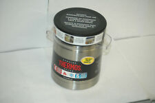 THERMOS Stainless Steel Microwavable Food Jar with Stainless Steel Va TS3200TRI6