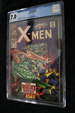 XMen #30 3/67 Graded CGC 7.0 Silver Age Jack Kirby Cover