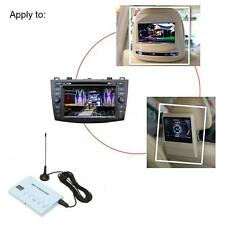 Mobile Mini Car DVD TV Receiver Tuner Monitor Strong Signal Box Antenna L1Z7