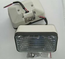 BOAT HALOGEN LIGHT FOR DECK OR BOW, BUYING ONE, GOOD STERN / BOW LIGHT AS 55W