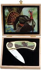 Turkey Collector Pocket Knife