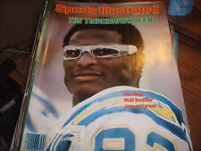 Sports Illustrate Aug 20, 1979 John Jefferson San Diego