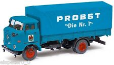 Busch 95114, Espewe: W50L SP Circus Probst, H0 Vehicle Model 1:87