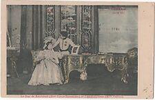 POSTCARD ACTRESSES  Sarah Bernhardt  Duc de Reichstadt