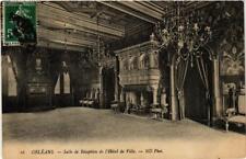 CPA ORLÉANS Salle de Réception de l'Hotel de Ville (608643)