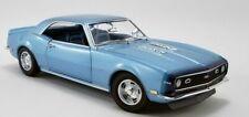 1968 Chevrolet Camaro SS Unicorn Blue w/D88 Multi-Color Stripe PRE-ORDER LE MIB