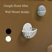 Wall Mount Holder Supporto Per Google Home Mini Smart Assistant Speaker + Screws
