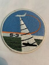 US Navy S-3 Viking Sonar Patch