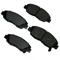 Disc Brake Pad Set-Si Front Akebono ACT465A