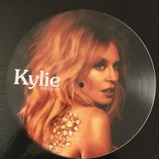 "KYLIE MINOGUE ""GOLDEN"" PICTURE DISC VINYL LP BRAND NEW, SEALED + EXCLUSIVE PHOTO"
