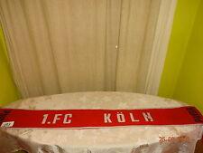 """1.FC Köln Original Puma Fan Schal """"PUMA"""" + """"1.FC KÖLN"""""""