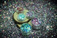 BUY 3 GET 3 3g or 5g Pot Glitter Mixes-Festival Dance MUA Face Body Eye Tattoo