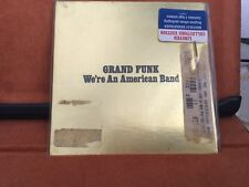 Grand Funk - We're An American Band - Limited Collector's Edition - Brand New