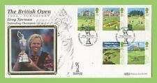 Golf Great Britain Commemorative First Day Covers (1971-Now)