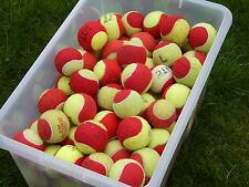 20 Doux Large utilisé Balles de tennis-IDEAL Toys pour les anciens chien