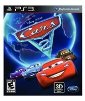 Cars 2 Ps3 Kids Game PlayStation 3 Disney Pixar