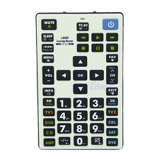 New Universal Learning Remote Control Controller 8 Devices L800 For Tv Sat Dvd