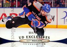 2011-12 Upper Deck UD Exclusives #336 Matt Moulson