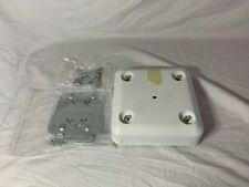AIR-AP3802E-A-K9 Cisco Aironet 3802 Wireless Access Point w/ antennas & brackets