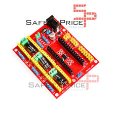 CNC Shield V4 Expansion Board Arduino V4 Engraver 3D Printer A4988 Driver SP