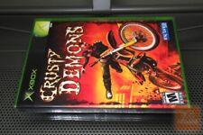 Crusty Demons (Xbox 2006) FACTORY SEALED! - RARE!