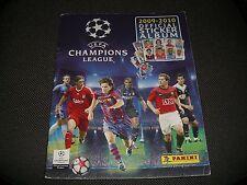 FIGURINE SFUSE PER ALBUM UEFA CHAMPIONS LEAGUE 2009-2010 A 0,10 EURO/CAD - ENTRA