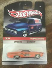 Hot Wheels - Delivery Slick Rides ~ '72 Ford Ranchero (Pit Crew)~ NEW ON CARD