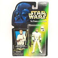 Kenner Star Wars Power Of The Force Luke Skywalker Stormtrooper Action Figure