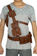 Sole Survivor Strap with Seven Pouches Belt Fallout Cosplay Prop Unisex