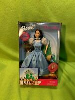"""Doll Barbie Doll As """"Dorothy"""" The Wizard Of Oz New in the Box"""