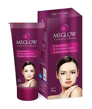 Meglow Whitening Face Fairness Cream For Women Glowing Beauty Skin 50 gm