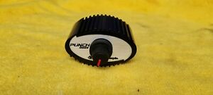 ROCKFORD FOSGATE RF AMPLIFIER SUB LEVEL VOLUME PUNCH BASS CONTROL KNOB DIAL ONLY