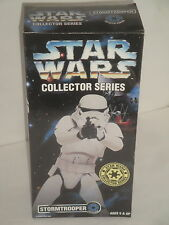 """STAR WARS STORMTROOPER 12"""" INCH ACTION FIGURE COLLECTOR SERIES SEALED KENNER 96"""