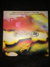 Mike Oldfield - Women of Ireland - CD single - Includes interactive video