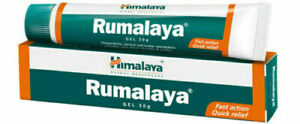 10 x HIMALAYA HERBALS RUMALAYA 30g GEL CREAM OINTMENT Joint Muscle Pain Relief